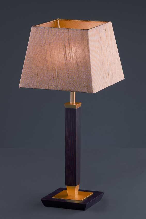 Prisma Zen Gold lampe PM. Paulo Coelho.