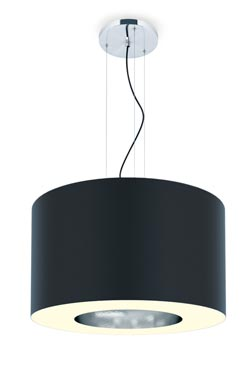 Ring' Suspension Lux preto . Paulo Coelho.