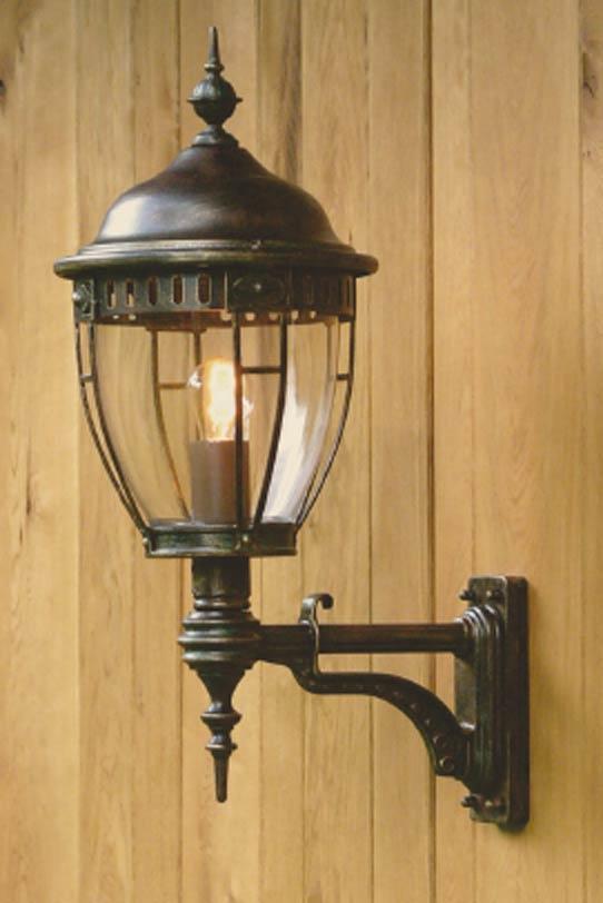 luminaire exterieur en fer forge