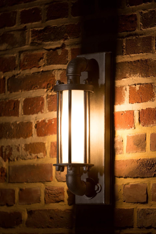 Eclairage Exterieur Style Industriel