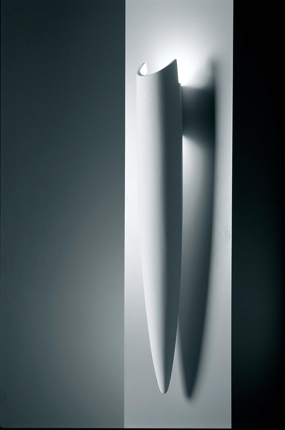 Applique longue en forme de gousse de Vanille. Sedap.