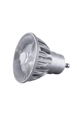 Ampoule spot GU10 LED, 10°, 2700K. SORAA.