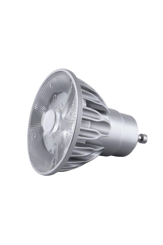 Ampoule spot GU10 LED, 10°, 4000K. SORAA.