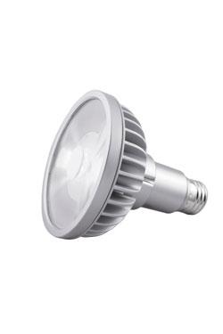 Ampoule spot PAR30L LED 9°, 3000K (cou long). SORAA.