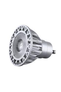 GU10 LED spot light bulb, 25 °, 2700 K. SORAA.