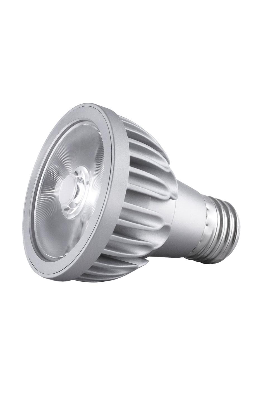 Spot bulb PAR20 LED 10 °, 2700 K. SORAA.