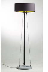 Orbit tall floor lamp, with LED. Tonone.