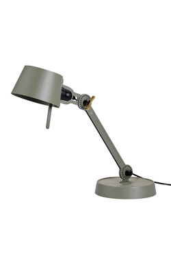 Petite lampe de bureau kaki style industriel en métal Bolt Desk . Tonone.