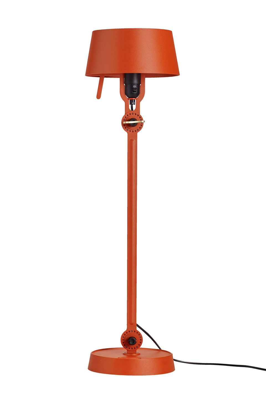 Large Orange Table Lamp Industrial Worshop Lamp Style Bolt Tonone Industrial Design Light By Anton De Groof Ref 17090134