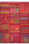 Tapis de salon Raja patchwork 170x240cm. Toulemonde Bochart.