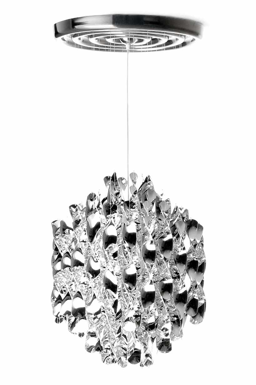 Spiral Simple métal. Verpan.