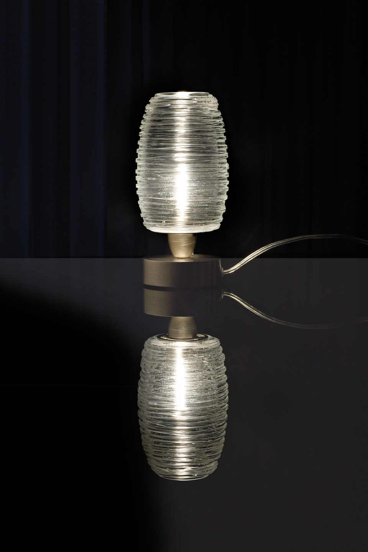 lampe en cristal de murano fil collection damasco r f. Black Bedroom Furniture Sets. Home Design Ideas