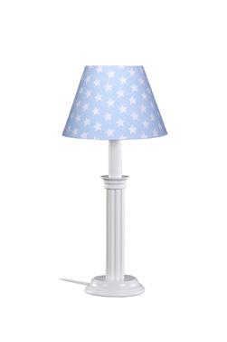 Lampe A Pied En Bois Blanc Laque Applique Et Suspension Assorties