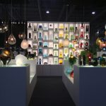 The booth of Vanessa Mitrani at Maison & Objet 2018