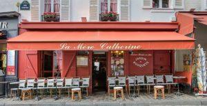 Restaurant La Mère Catherine in Paris