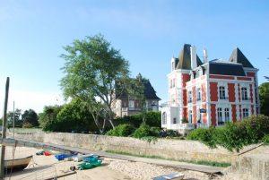 Villa Margaret in Lorient (Kernevel)