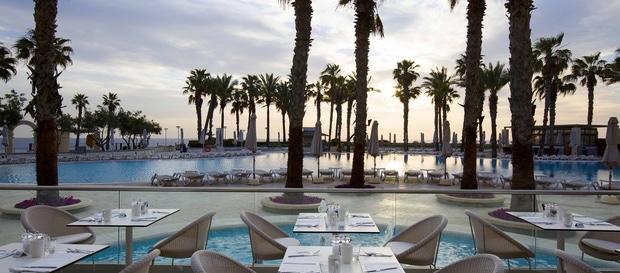 Chaises Vincent Sheppard à l'hotel Palma